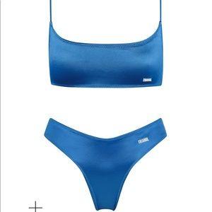 triangl swimwear Swim - BNWT Triangl XS Top Small Bottoms MYLOS